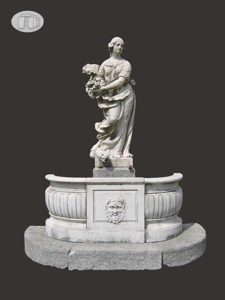 Vasche In Pietra Per Fontane fontane e vasche - sonzogni marmi